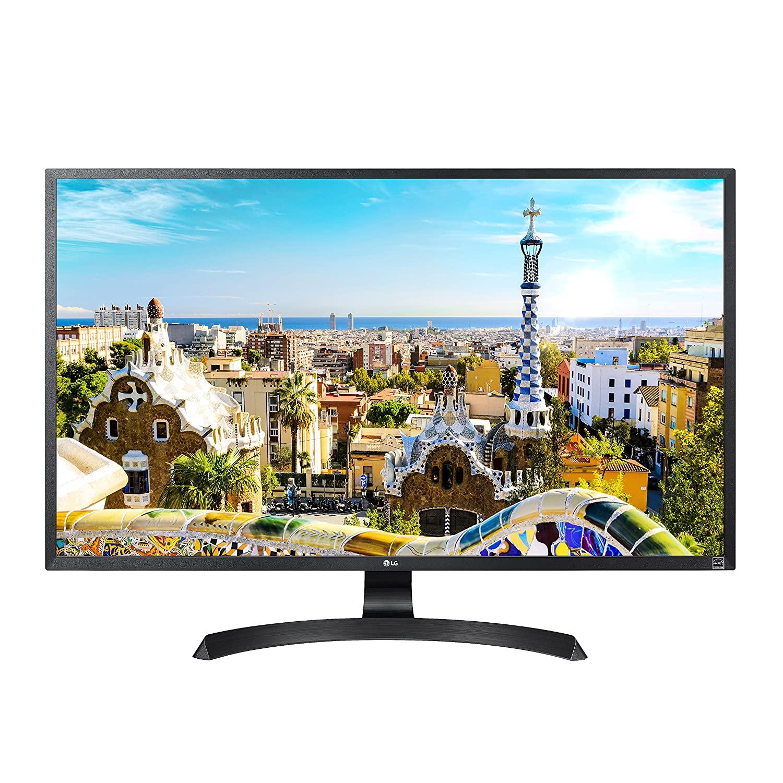 LG LG 32UD60-B 32'' 4K 10 Bit UHD VA Panel FreeSync Monitor @ $359.56 + F/S