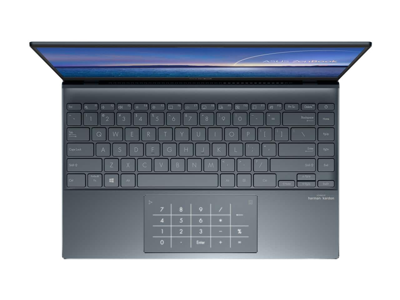All new Asus Zenbook Ultra 14: 14'' FHD IPS, Ryzen 7 4700U, 16GB DDR4, 1TB PCIe SSD, Win10 Pro @ $902 incl Shipping.