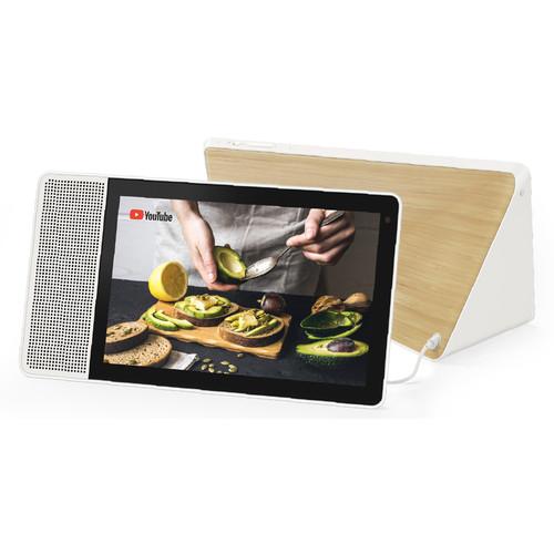 Lenovo Smart Display 10.1 (White & Bamboo) @ $99.99 + F/S