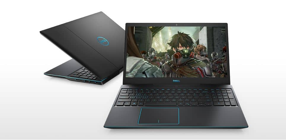 Dell G3 Gaming Laptop: 15.6'' 120 Hz FHD IPS, i5-10300H, 8GB DDR4, 256GB PCIe SSD, GTX 1650 Ti, WiFi 6, WIn10H @ $680 + F/S