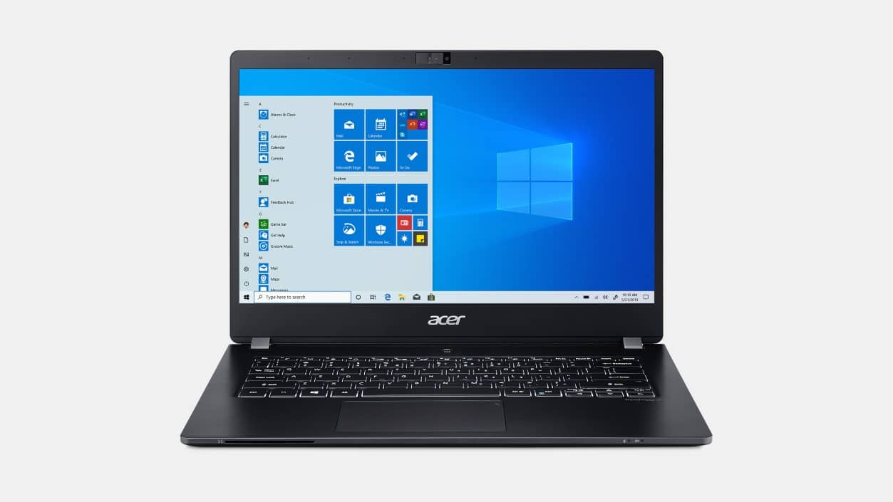 Acer TravelMate P6 Business laptop: 14'' FHD IPS Touch, i7-8565U, 16GB DDR4, 512GB PCIe SSD, MX250, Thunderbolt 3, Win10 Pro @ $899 + F/S