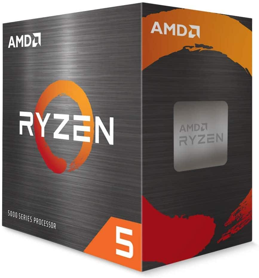 AMD Ryzen 5 5600X 6-core, 12-Thread Unlocked Desktop Processor with Wraith Stealth Cooler @ $299 (In Stock in April 13) + F/S