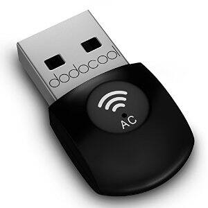 Wireless USB Adapter Wi-Fi Dongle AC 600 Dual Band 2.4GHz 150Mbps $9.99 - Free shipping