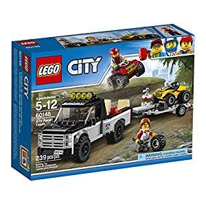 LEGO City ATV Race Team 60148 for $12.49