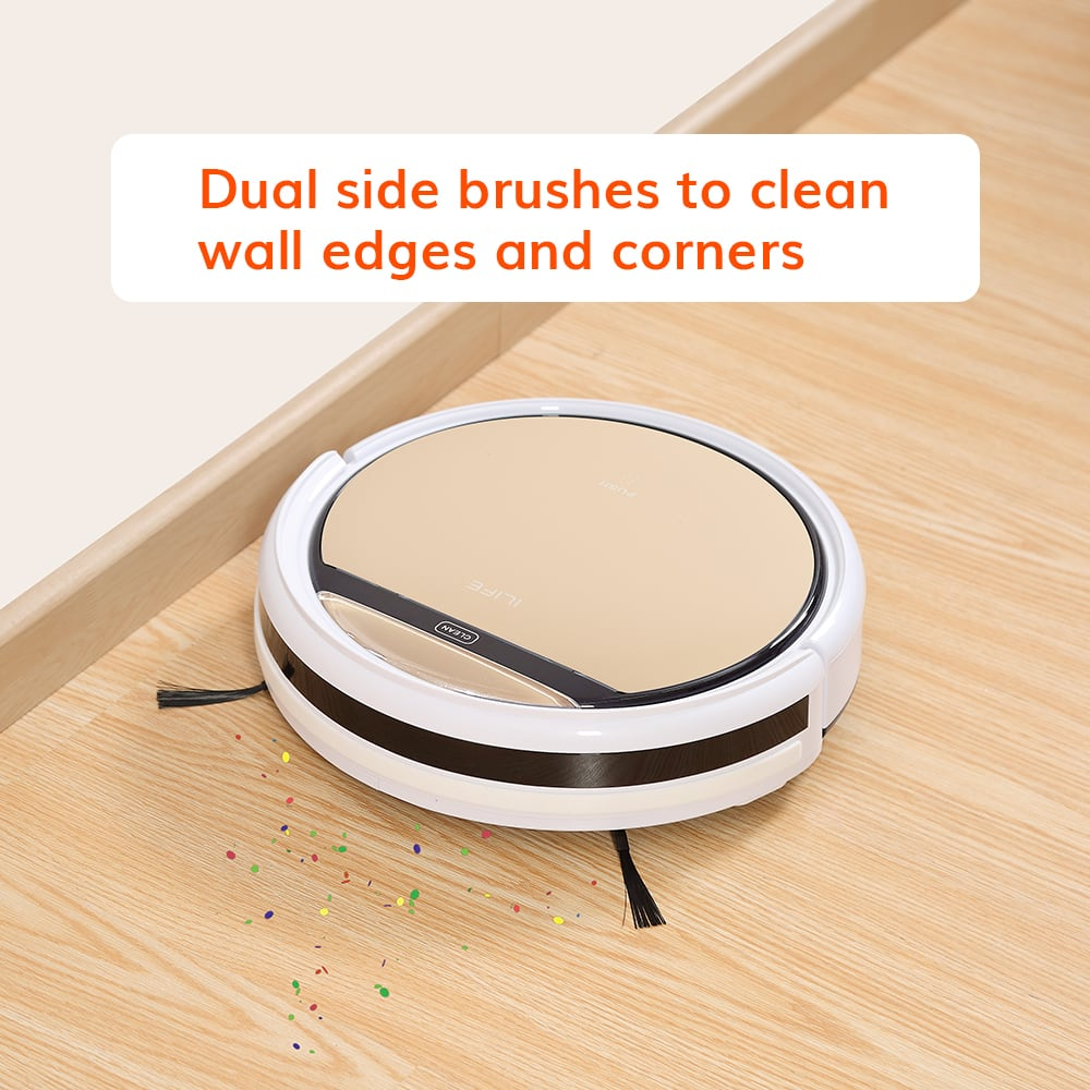 ILIFE V5s Pro Robot Vacuum Mop Cleaner with Water Tank $127.49