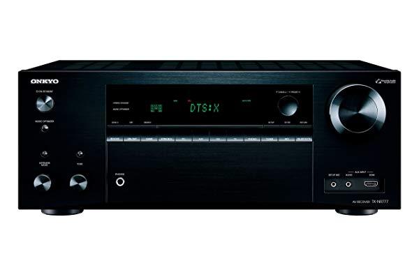 Onkyo TX-NR777  7.2 Channel THX-Certifiedl Network A/V Receiver $399 AMAZON