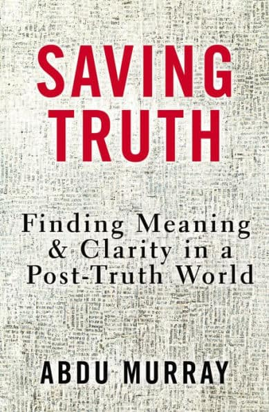 Saving Truth - Abdu Murray 11.59 Hardcover One Day Saly at B&N $11.49
