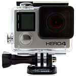 GoPro HERO4 Black 4K Action Camera Hero 4 Camcorder . CHDHX-401. $379 @ eBay w FS