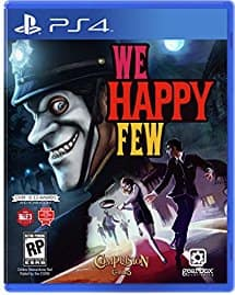 We Happy Few PS4/XB1 at Amazon, possible pre-order double-dip discount deal ($47.99 or $31.99).  YMMV