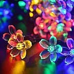 Solar fairy flower lights reg 11.99 now 5.99