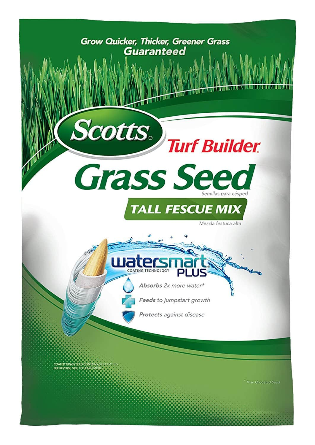 Scotts Turf Builder Grass Seed - Tall Fescue Mix 20 pounds $34.88