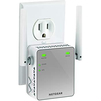Amazon: NETGEAR N300 WiFi Range Extender (EX2700) for 20.99