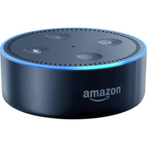 YMMV : Echo Dot (2nd Generation, Black) for $25 after Amex Offer