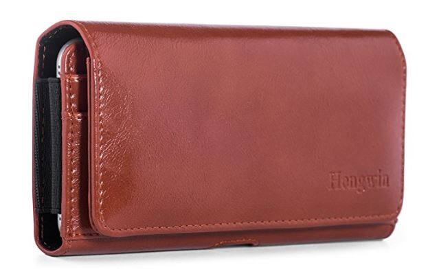Leather Smartphone Wallet for $3.80 AC on Amazon