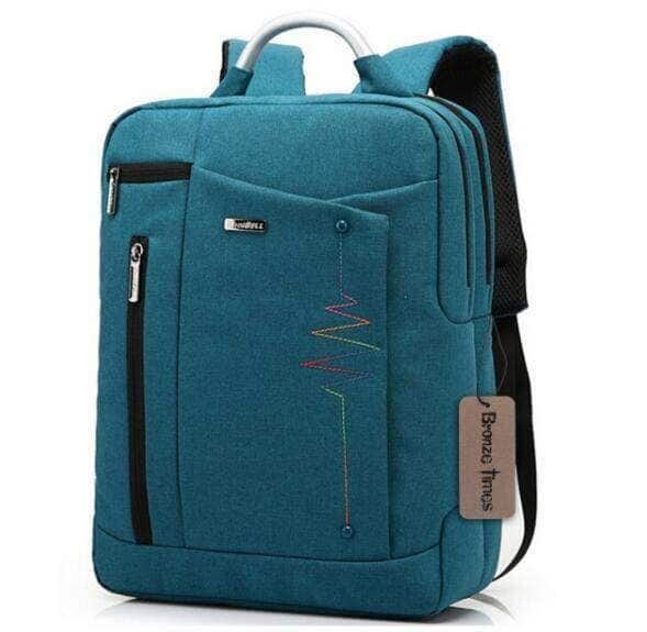 Shockproof Canvas Laptop Bag for $15.84 AC on Amazon