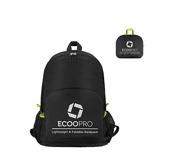 Lightweight Nylon Backpack for $7.44 AC on Amazon