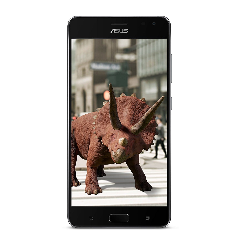 ASUS ZenFone AR Dual Sim GSM Unlocked 6GB RAM, 64GB storage $349