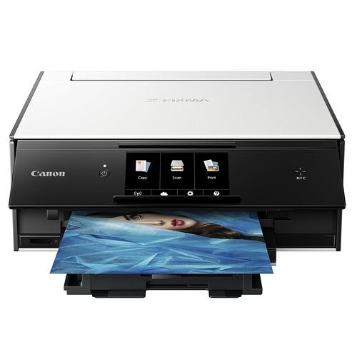 Canon PIXMA TS9020 White Wireless All-in-One Printer - Amazon, Adorama, Microcenter $49.99 FS