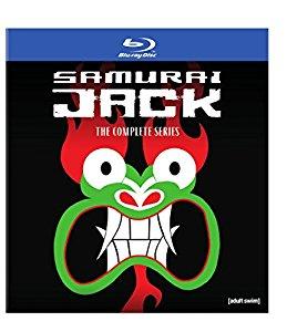 Samurai Jack: The Complete Series $74.28