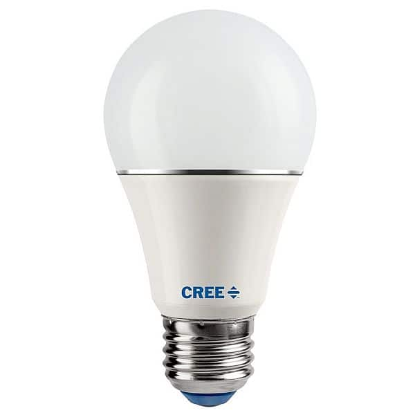 Cree dimmable 40w/60w 2700k bulbs 4-pack $7.97@Amazon (Prime Only)