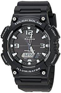 Casio Men's Tough Solar Sport Combination Watch $20 - Amazon