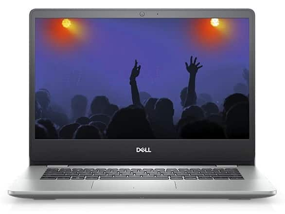 "Dell Inspiron 14"" Laptop for $679.99 - Core i7-1065G7 - 8GB DDR4 RAM - 512GB NVMe SSD"