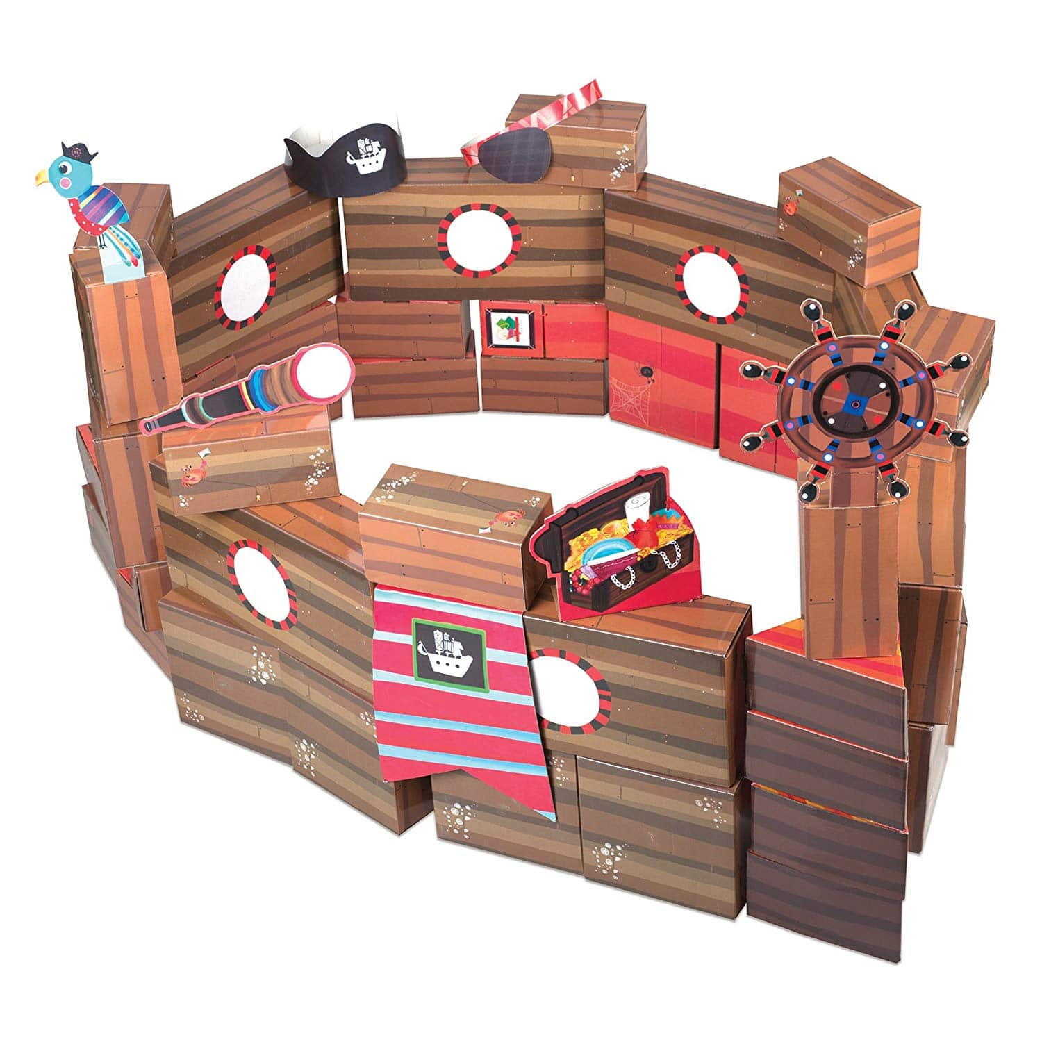 Educational Insights PlayBrix Pirate Adventure, $17.99 at Target (Clearance)