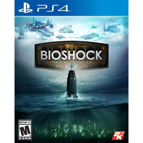 BioShock: The Collection - PS4 and Xbox one $14.99 at Bestbuy Now Available for Everyone