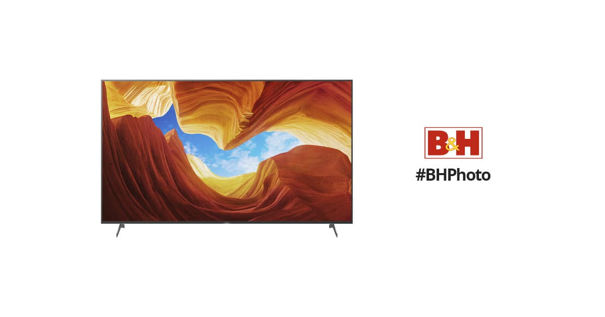 """Sony X900H 85"""" TV for $1,998.00 on B&H $1998"""
