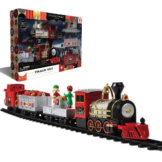 (target) FAO Schwarz Classic Motorized Train Set with Unique Train Cars - 30pc ($41.99) more off with redcard