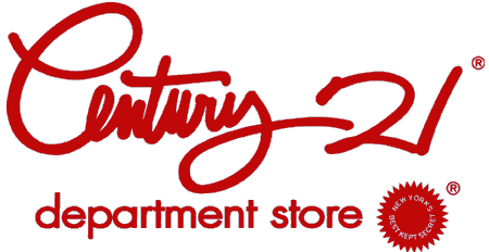 Century 21 stores--Free gift card with a mystery value between $5 and $500