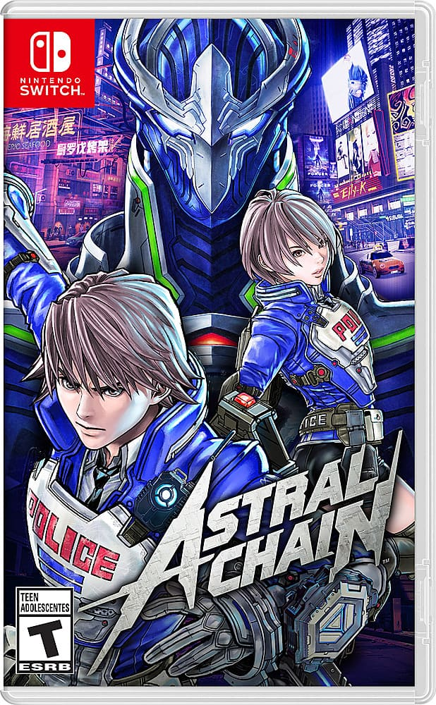 ASTRAL CHAIN - Nintendo Switch $49.99 ($39.99 with GCU)
