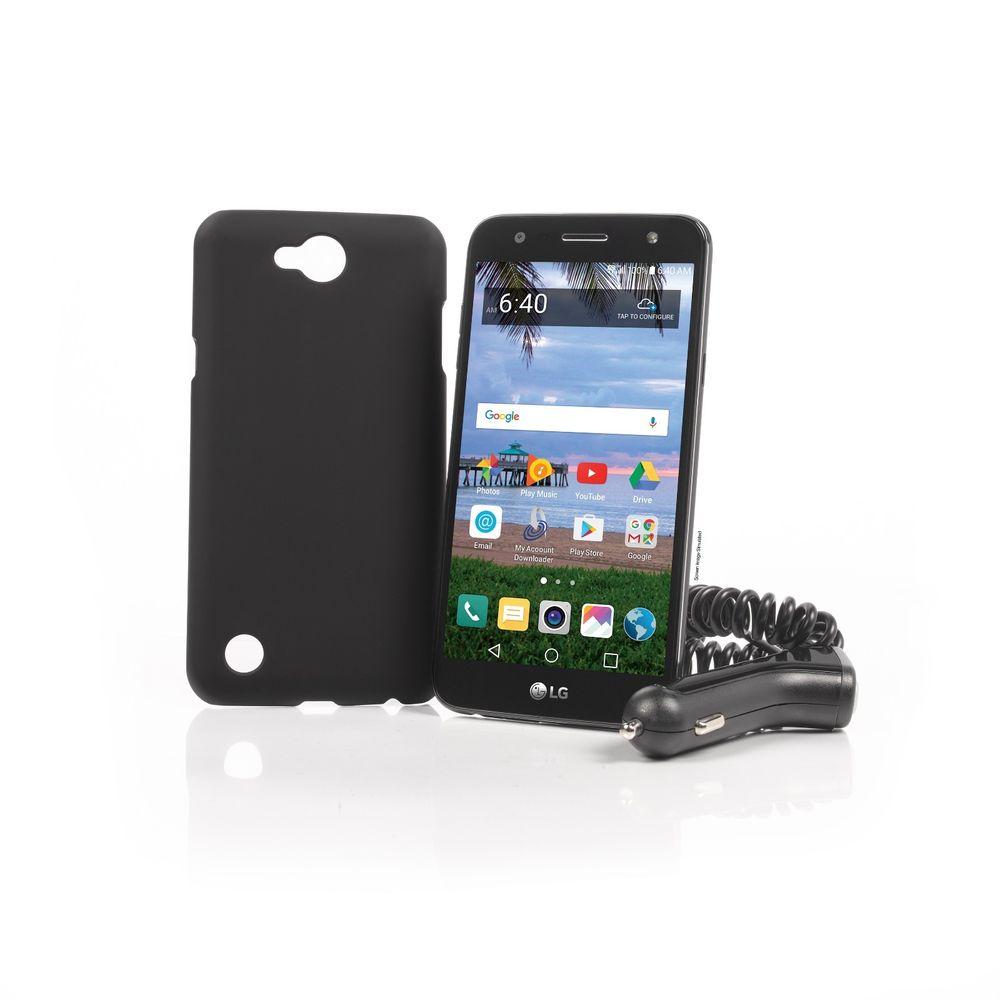 16GB LG Fiesta 2 Prepaid TracFone Smartphone + 1200 Min
