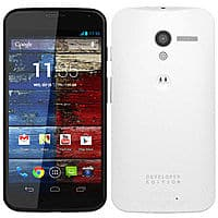 eBay Deal: New Moto X (2013) Developer Edition (32GB) - $269 F/S