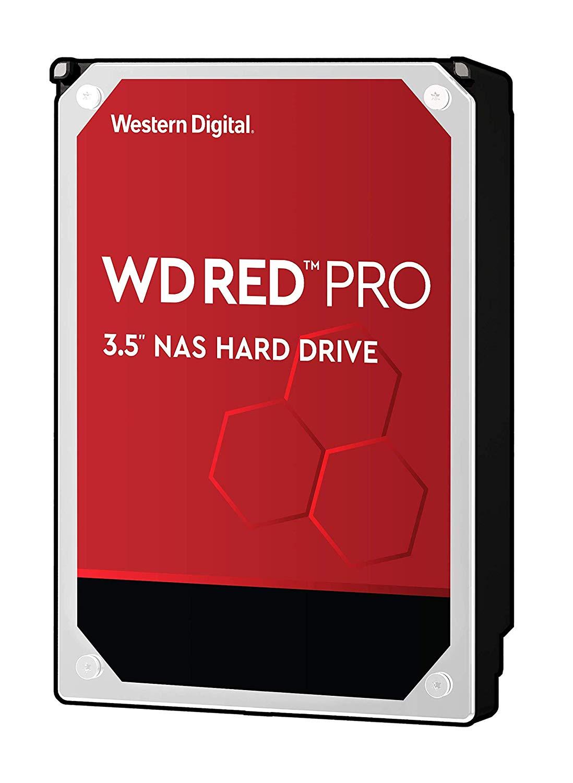 """$123.29 Amazon WD Red Pro 4TB NAS Internal Hard Drive - 7200 RPM Class, SATA 6 Gb/s, 256 MB Cache, 3.5"""" - WD4003FFBX"""