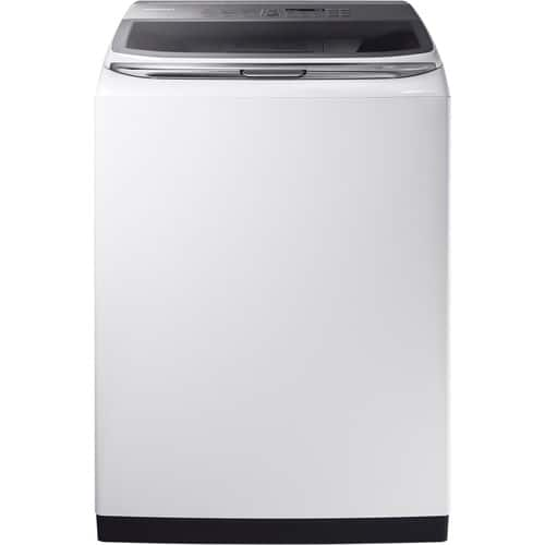Samsung - Activewash 5.2 Cu. Ft. 12-Cycle High-Efficiency Top-Loading Washer - White $599.99