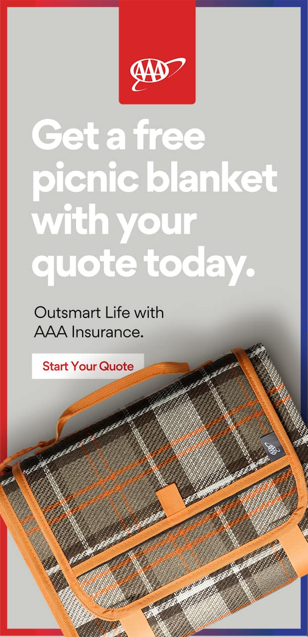 FREE Picnic blanket (Northern California Only)