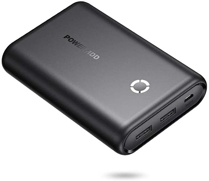 POWERADD EnergyCell 15000 Compact Portable Charger $6.99 after coupon @ amazon