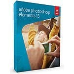 Adobe Elements 13 Amazon.com $54.99 MAC/PC boxed version only