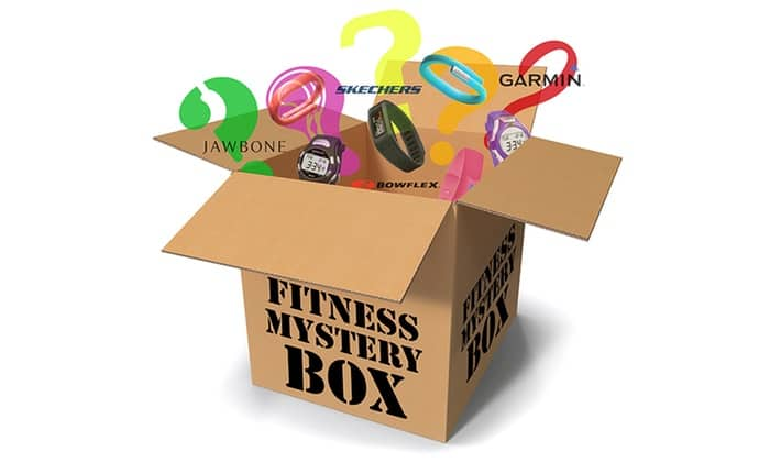 Groupon Refurbished Fitness Mystery Box $19.99 + $3.99 S/H before tax