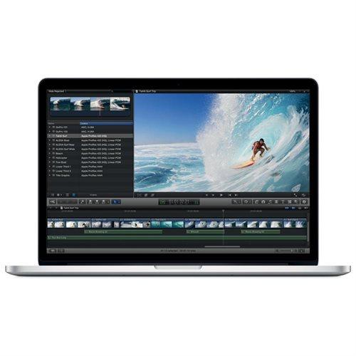 Apple MacBook Pro MC975LL/A 15.4-Inch Laptop with Retina Display Core i7 8GB - Refurbished $815 + Free Shipping