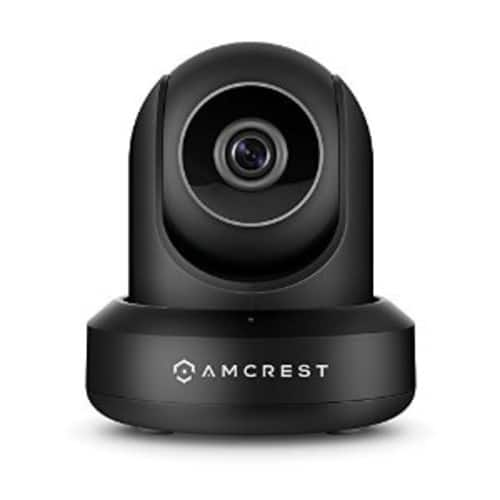 Amcrest HD Indoor Pan/Tilt Wi-Fi Security Camera for $55.99 + Free Shipping