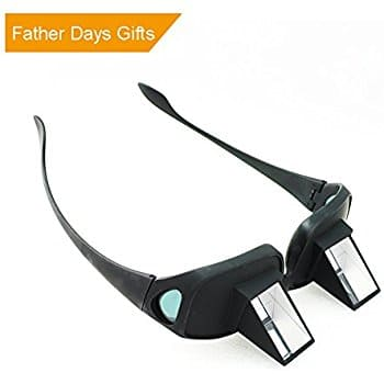 Unisex Horizontal Lazy Glasses For Reading and Watching TV $11.99