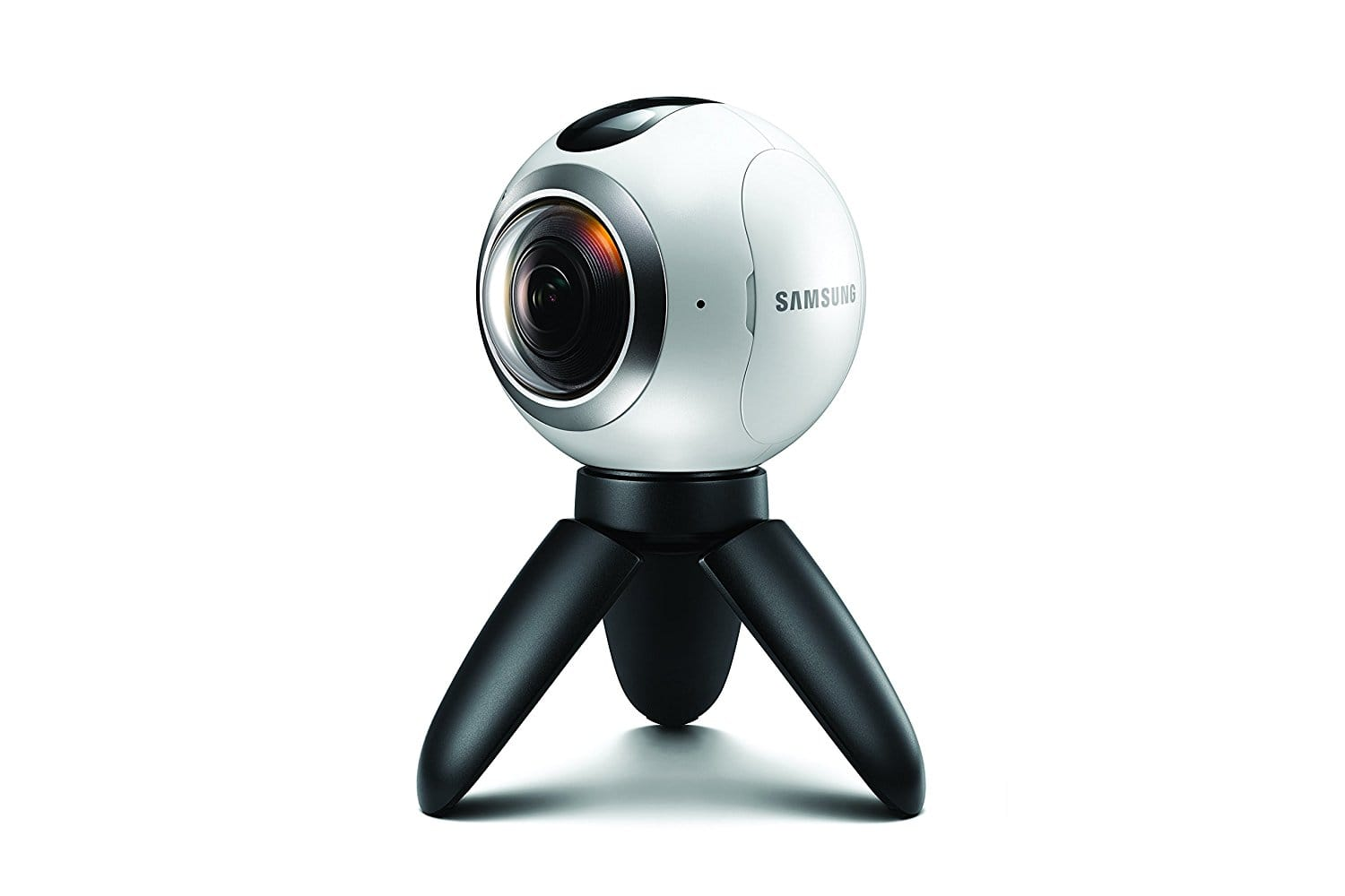 NEW LOWER PRICE! Samsung Gear 360 Real 360° High Resolution VR Camera (US Version with Warranty)
