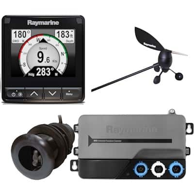 Raymarine i70s instrument pack with free additional i70s display $1079.99