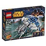 LEGO Star Wars 75042 Droid Gunship $36.99+ FS@ amazon