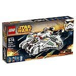 LEGO Star Wars 75053 The Ghost Building Toy $67.77@amazon
