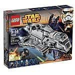 LEGO Star Wars Imperial Assault Carrier 75106 Building Kit $95.78@amazon