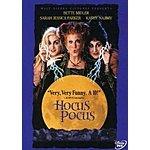 Hocus Pocus  DVD $4.99