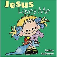 Amazon Deal: Jesus Loves Me (Cuddle and Sing Board Book) Board book – August, 1998 $2.89